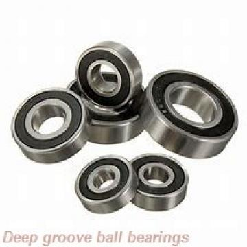6 mm x 15 mm x 5 mm  skf W 619/6-2Z Deep groove ball bearings