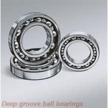 40 mm x 80 mm x 18 mm  skf 6208 NR Deep groove ball bearings