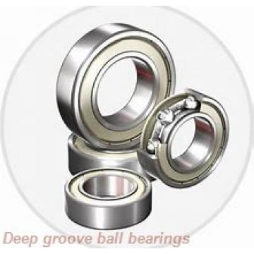 7 mm x 14 mm x 5 mm  skf 628/7-2Z Deep groove ball bearings
